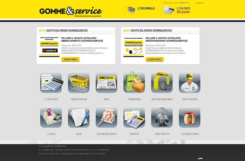 gommeeservice